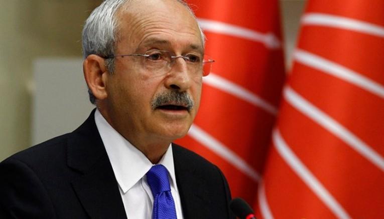 CHP Lideri Kemal Kılıçdaroğlu: 15 yaşındaki çocuğa kurşun sıkacak kadar alçaksınız