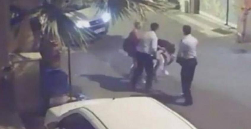 İzmir'de polis tacizciyi şikayet eden genci az bile yapmışlar' deyip darbetti